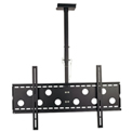 "TygerClaw CLCD104BLK 42""-70"" Ceiling Monitor Mount - Black"