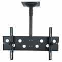 "TygerClaw CLCD105BLK 32""-63"" Ceiling Monitor Mount - Black"