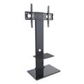 "TygerClaw LCD84112BLK 32""-55"" TV Stand - Black"