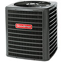 Goodman Condenser With Heat Pump GSZ140601, 60000 BTU Cool, 58000 BTU Heat, 5 Ton, 14 SEER
