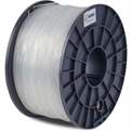 FLASHFORGE USA BuMat Elite ABS Filament, Clear Color, 1.75 mm