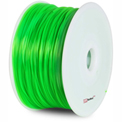 FLASHFORGE USA BuMat Elite PLA Fluorecent Filament, Green Color, 1.75 mm