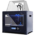 FLASHFORGE Creator Pro 3D Printer, Dual Extrusion