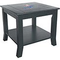 "Los Angeles Dodgers 24"" Side Table"