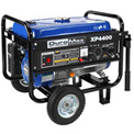 DuroMax XP4400 Gas Generator W/Wheel Kit, RV Grade, 4,400W, 7.0HP