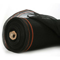 BOEN DN-10030 Debris Safety Netting, 8.6 Ft. x 150 Ft., Black, 1 Roll