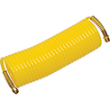 "K-Tool KTI-71025 1/4"" X 25' Recoil Air Hose Nylon Yellow"