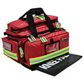 Kemp Large Professional Trauma Bag, Red, 10-104-RED