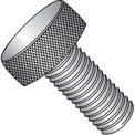 6-32X3/8  Knurled Thumb Screw Full Thread 18 8 Stainless Steel, Pkg of 100