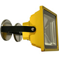 Lind Equipment LE965LEDC-MAG Battery Powered Portable Hd Led Flood Light - 30W, Magnet Mount