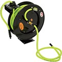 "Legacy MFG L8611FZ Workforce 3/8"" x 50' Flexzill Retractable Air Hose Reel"