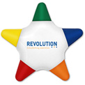 Promotional Crayons - Crayo-Star™ Five Color Star