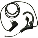 Motorola Earpiece with Microphone for RDX, XTN, CLS, AX, DTR & RM Series