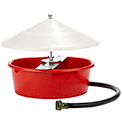 "Little Giant 166386, Automatic Poultry Waterer, 3/4"" Hose"