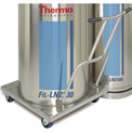 Thermo Scientific LN2 Supply Tank Hand Truck with Pneumatic Wheels