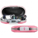 Master Lock® Pink Storage Security Case - No. 5900DPNK - Pkg Qty 4