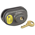 Master Lock® Keyed Trigger Lock, Keyed Different, No. 90DSPT - Pkg Qty 4