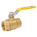 "Mueller Full Port Ball Valve 1/2"" FIP - Lead Free"