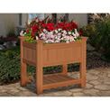 "New England Arbors® Bloomsbury Composite Planter, 24"" x 36"" x 35-2/5"""
