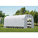 ShelterLogic, 70592, GrowIt Heavy Duty Walk-Thru Greenhouse Round-Style 12 ft. x 20 ft. x 8 ft.