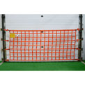 US Netting Loading Dock Safety Net, 4 Feet x 10 Feet, OHPW410