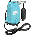 Little Giant 511322 10SN Series Sump Pump - 20' Power Cord