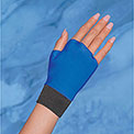OccuMitts® Support Gloves, 1-Pair, Large, Navy