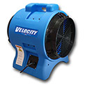 Pearson Velocity Blower/Extractor, 230V, 2443 CFM High