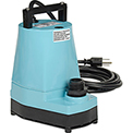 Little Giant 505000 5-MSP Submersible Utility Pump with 10' Cord