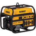 DeWalt PD422MHI005 Portable Generator W/Honda Engine, 120/240V, 4500W, Recoil Start