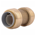 SharkBite U4016LF Coupling, Push-Fit, Tube 3/4in, Pipe 3/4in