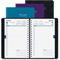 "Rediform 12-Month Daily Academic Planner 8-3/8"" x 6"" x 7/8"" Assorted"
