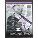 "Roaring Spring Tracing Tablet, 9"" x 12"", White, 40 Sheets/Pad, 24 Pads/Pack"