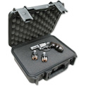 "SKB iSeries Mil-Spec Pistol Case 3i-1209-4P-L Pink Watertight, 13-3/4""L x 11-1/8""W"