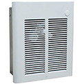 Berko® Small Room Fan-Forced Wall Heater SRA1012DSF, 1000W, 120V
