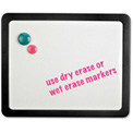 """Lorell Magnetic Dry-Erase Board, 16""""W x 13""""H"""