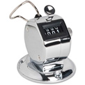Sparco 4-Digit Desktop Tally Counter with Base