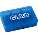 Travel Pill Box with 6 Compartments
