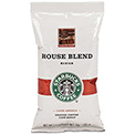 Starbucks® House Blend Coffee, Frac Pack, Regular, 2.5 oz., Qty. 18