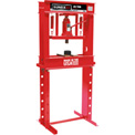 Sunex Tools 5720 20 Ton Shop Press w/ Accessory Kit