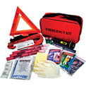 Tapco® 113177 79 Pc. Deluxe Roadside Emergency Kit with Road Flares