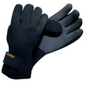 Stearns® Neoprene Cold Water Gloves, Black, Medium, 1 Pair