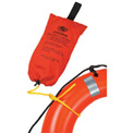 Stearns® Ring Buoy Rope Bag, Cordura® Fabric, Orange