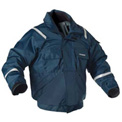 Stearns® Powerboat™ Flotation Jacket, USCG Type III, Navy, Nylon, XL