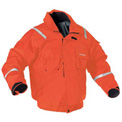 Stearns® Powerboat™ Flotation Jacket, USCG Type III, Orange, Nylon, XL