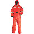 Stearns® Challenger™ Anti-Exposure Work Suit, USCG Type V, Orange/Black, Nylon, M