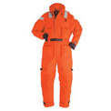 Stearns® Challenger™ Anti-Exposure Work Suit, USCG Type V, Orange, Nylon, 2XL