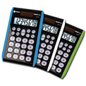 8 digit Hybrid Slim Line Handheld Calculator, 3 Pieces
