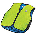 Techniche 6529 Hyperkewl™ Evaporative Cooling Sport Vests, Large, Hi-Viz