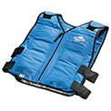 Techniche 6626 Techkewl™ Phase Change Cooling Vest, L/XL, Blue